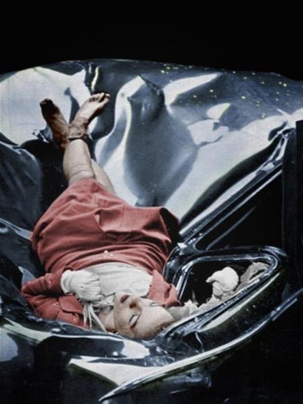 Evelyn McHale photo by Robert C. Wiles