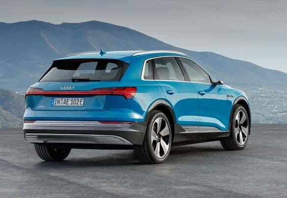 Catchy Audi e-tron 2