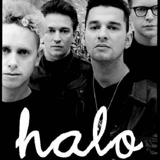 depeche mode halo