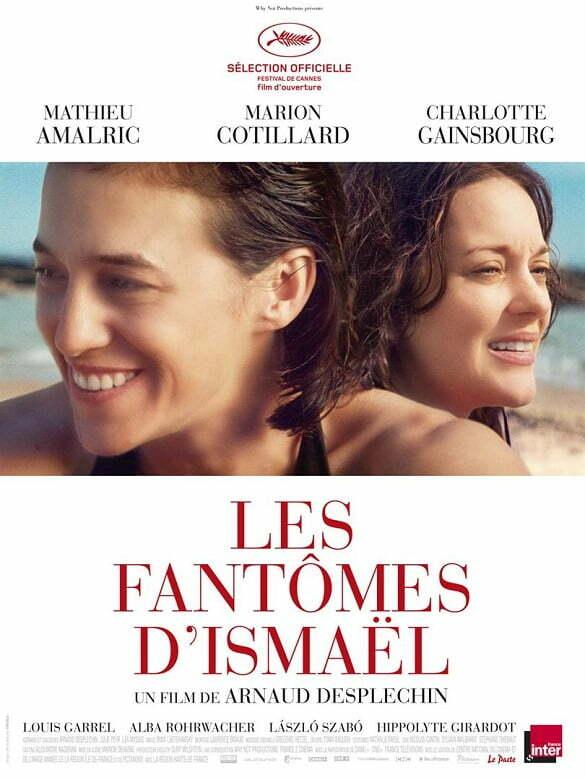 1 - Les Fantômes d'Ismaël (poster)