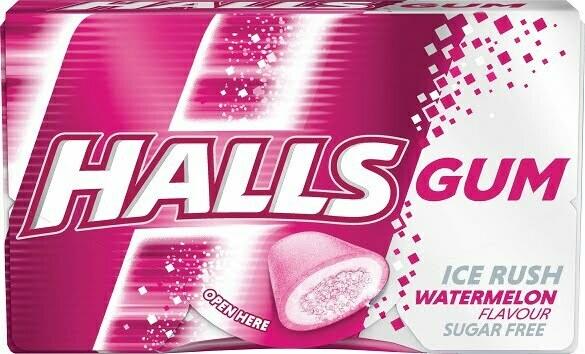 Halls-Watermelon-Gum