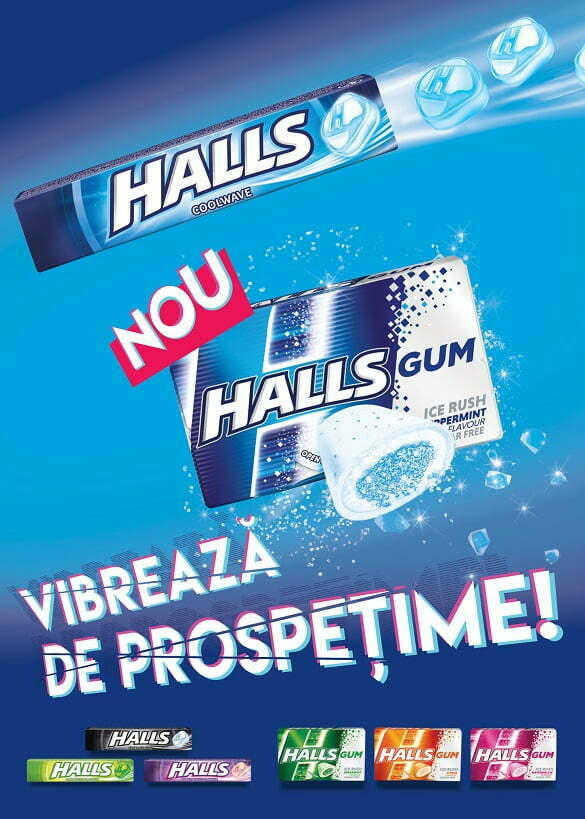 Lansare Halls