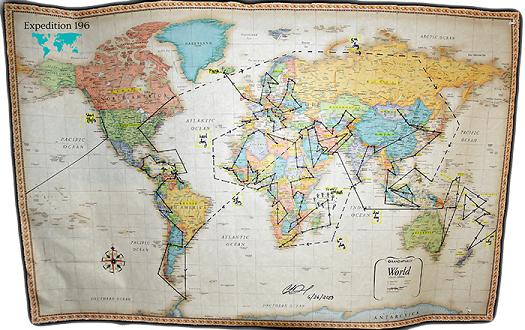 hartă cassie