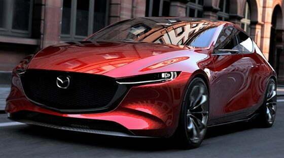 Catchy Mazda Kai concept