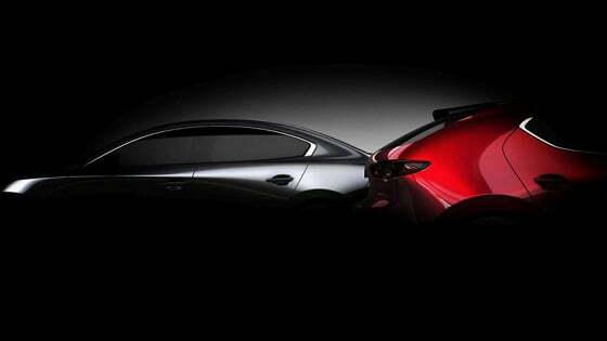 Catchy Mazda3