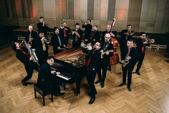 Croatian Radiotelevision Jazz Orchestra ok