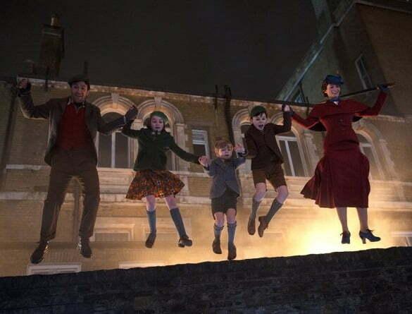 1- Mary Poppins