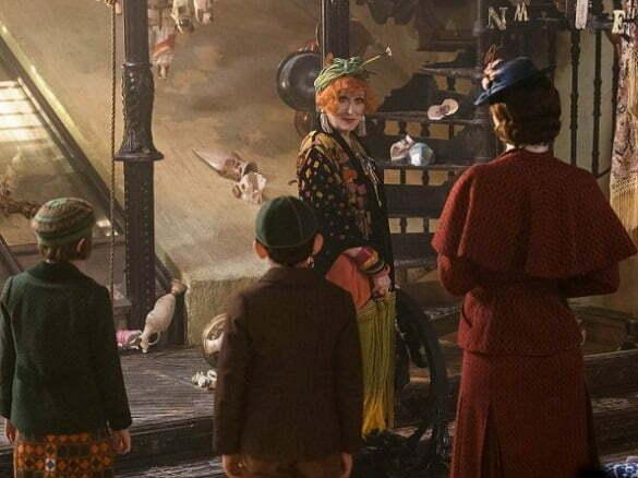 2- Mary Poppins