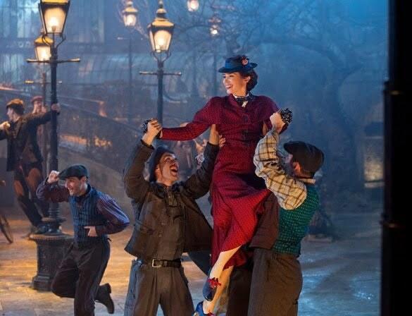 3- Mary Poppins