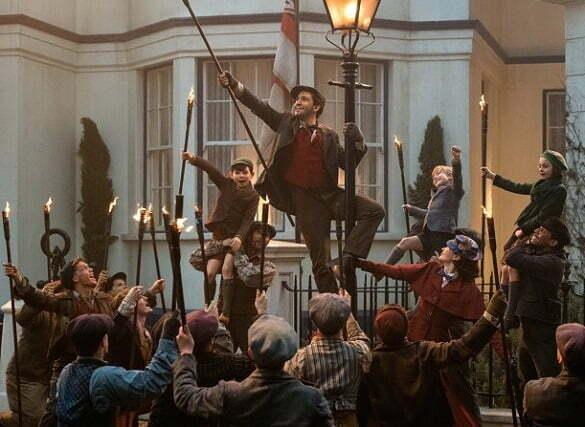 4- Mary Poppins