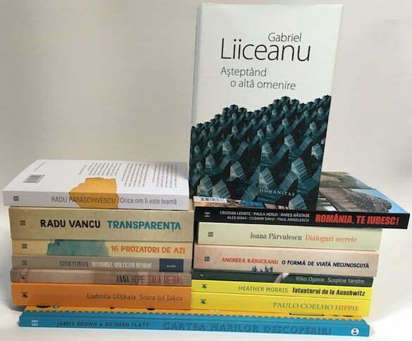 Humanitas cărți premiu