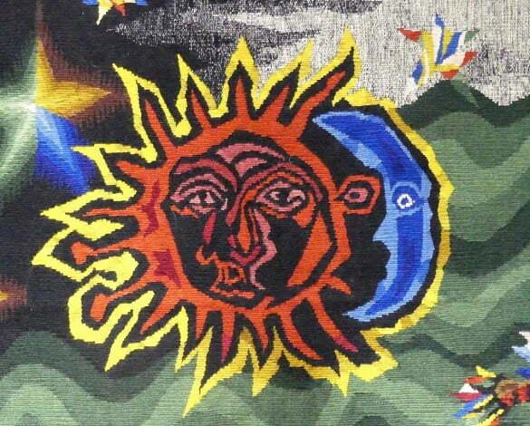 Jean Lurçat - Soarele și Luna