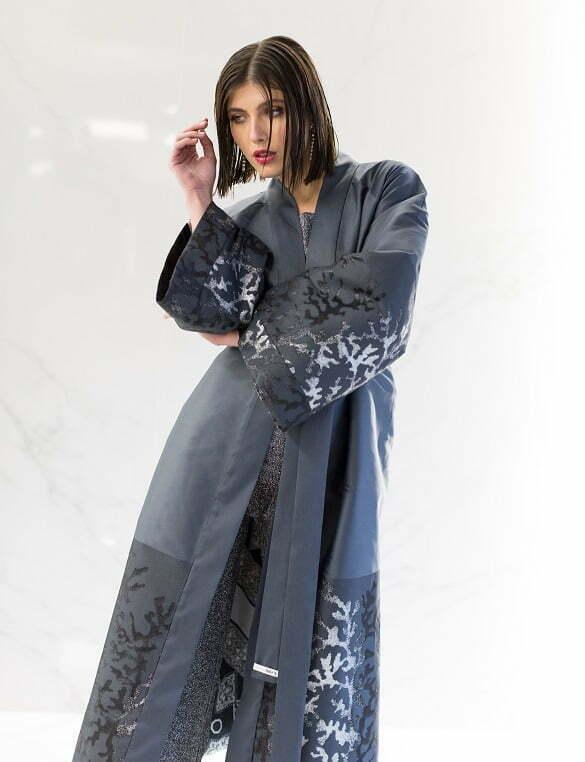 IVANNA Silk Brocade Kimono 345Euro
