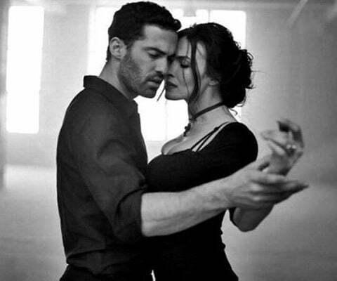 dragostea dans cuplu tango iubire dorință