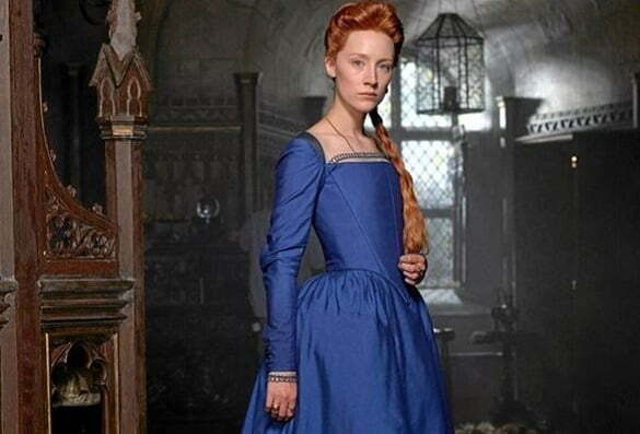 2 - Mary Queen of Scots