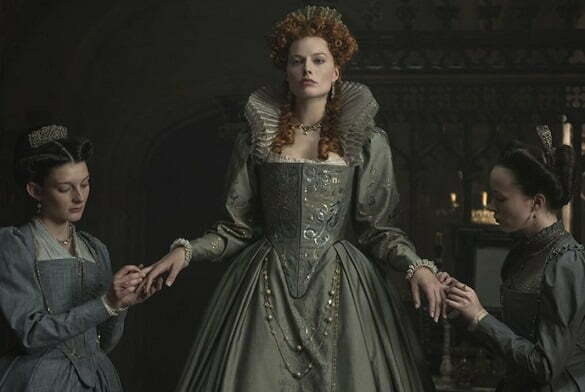 3 - Mary Queen of Scots