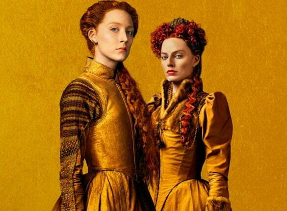 4 - Mary Queen of Scots