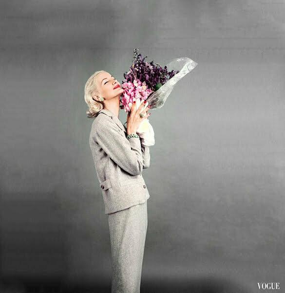 Vogue 1955